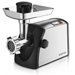 Gourmia GMG7500 Prime-Plus Stainless Steel Electric Meat Grinder Review