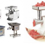 How to clean a meat grinder ?