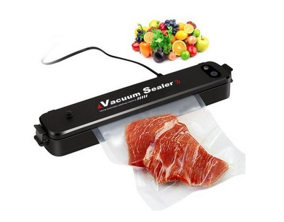 How Does The Vacuum Sealer Work